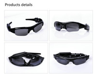 ban bluetooth - Safety driving smart sun glasses MP3 Video Audio Photo making Bluetooth smart sunglasses sun glasses ban ray quality