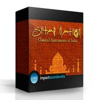 Wholesale Impact Soundworks Sitar Nation KONTAKT soft sound