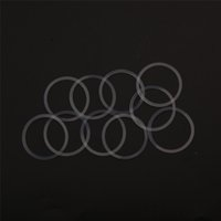 Wholesale mm Mini mm Large Rubber Ring for Coin Holder Frame Pendant