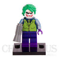 batman catwoman - Joker Suicide Squad Batman Robin Catwoman DC Comics Super Heroes Minifigures Assemble Building Blocks Kids Learning Toys