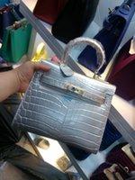 animal shoulder bags - High quality Luxury brand Kelly Retro H Lock Women Fashion Handbags Shoulder bag Multi use Genuine leather small bags stone