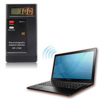 Wholesale Pc Electromagnetic Digital LCD Radiation Detector EMF Meter Dosimeter Tester Brand New