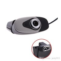 Wholesale New Megapixels HD Webcam Digital USB2 Clip on Web Camera for Computer PC Laptop Top Quality