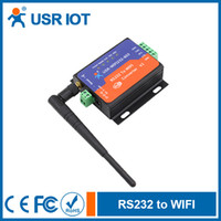 Wholesale USR WIFI232 V2 Wifi Serial Server with RS232 Terminal Interface
