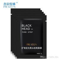Wholesale Beauty PILATEN Minerals Mud Nose Blackhead Remover Mask g Pore Cleaner Nose Black Head EX Pore Strip