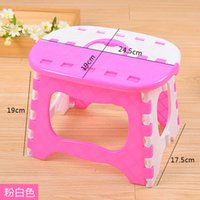 Wholesale More portable folding stool chair lift adult fishing small wooden bench outdoor train low chair