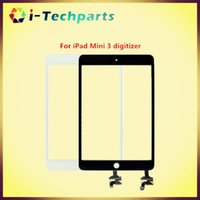 apple smaller ipad - DHL Shipping For iPad Mini Digitizer Touch Screen With Small Parts and Adhesive for iPad mini mini Retina Mini Black White