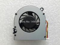 Envío libre nueva CPU original del ventilador del refrigerador para HP MINI 110 110-1000 serie de portátiles Ventilador de refrigeración 6033B0020201 537613-001