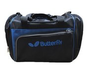 Wholesale sports series Butterfly table tennis bag TBC table tennis training package shoes bag