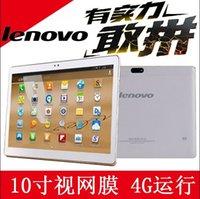 9.7 tablette PC pouces Lenovo logo 4G LTE double carte sim Android 5.1 Bluetooth WIFI navigation GPS 4 Go de mémoire 32GB ROM