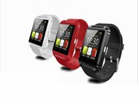 Bluetooth Smartwatch U8 U Smart Watch Montres Montres pour iPhone 4 / 4S / 5 / 5S Samsung S4 / S5 / Note 2 / Note 3 HTC Android Phone Smartphones 005