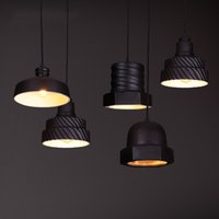 american nuts - Simple American Industrial Vintage Style Creative Nut Iron Art Bar Corridor Pendant Lamp Lighting Fixture