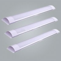 Wholesale New LED tube FT FT FT FT LED Panel Lights W W W W Surface Mounted Anti fog LED Ceilling Lamp AC V Luz