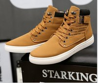 Wholesale High men s shoes for restoring ancient ways sandals of autumn winters is recreational Martin boots with men s trend