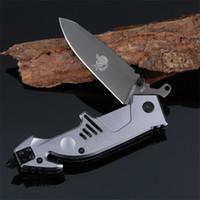 aluminum clasp - EXTREMA RATIO MF3 folding knives pocket Knife aluminum handle camping hiking hunting Tactical survival knife clasp knife hand tools