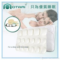 Wholesale OTARI Inflatable Health Care Pillow protect cervical vertebra Traction Neck Pillow Sleep travel pillow