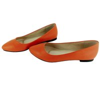 american ladies shoe sizes - Ladies Cheap Breathable European and American style Plain Shallow Plus size Pointed toe women Single Shopping Kvoll Flats Shoes