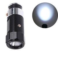 Wholesale Car Cigarette Lighter Modes Adjustable LED Torch Light ML Rechargeable Ni MH Battery Linterna LED Flashlight
