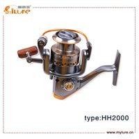 Wholesale ILURE High Quality Casting Fishing Reel drop shipping A variety of models to choose from