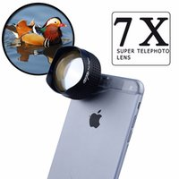 ape mobile - Camera Lens X Telescope Zoom Telephoto Lens for iPhone S plus S C Mobile Phone Smartphone lens APE XST