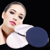 air wet - Double latex Air Cushion BB Puff Foundation Cream Powder Puff Powder Cosmetic Tools Sponge Wet Powder Puff Applicators makeup tools