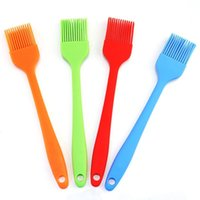 Wholesale Basting Brush X Chef Heat Resistant BBQ Brushes Silicone Pastry for Kitchen Grilling Camping Dishwasher Safe Set of