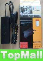 Wholesale LAI Hot Sale Universal W Laptop Notebook AC Charger Power Adapter with EU UK AU US Plug with retail package