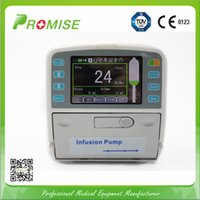 Wholesale PROMISE Green ABS plastic shell material heating funcation infusion pump PRO IP50