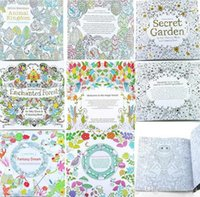 animal colouring books - Adult Coloring Books Designs Secret Garden Animal Kingdom Fantasy Dream and Enchanted Forest Pages Adult Painting Colouring Books