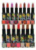 Wholesale HOT Makeup Perlees Lipstick MATTE LIPSTICK High Quality lime crime lip stick DHL GIFT