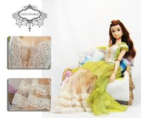 Wholesale Lin s handmade girl green doll dress clothes accessories for Barbie Momoko Nippon Blythe Jenny quot Obtisu and similar