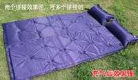 Wholesale Camping envelope type self inflating cushion moisture proof mattress