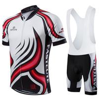 wholesale cycling clothing - Summer Cycling Jerseys Cycling Shorts Bib Sets For Men Women Cycling Top Skeleton Wear Short Sleeve Cycling Clothing Bike Clot