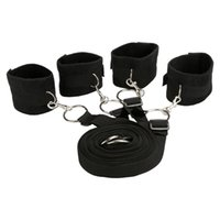 Wholesale New Adult Sexy Toy Couples Game Easy Access Portable Thigh Restraint Sling for Fetish Sex Bondage Gear Equipment