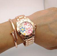 bear auto - women Peach silk bear female fashion quartz watch Shell color dial plate design tide female watches m k
