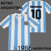 argentina soccer - Retro Argentina soccer jersey