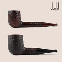 Authentic Royaume-Uni DUNHILL ronce importé tuyau cigarette support tabac seau Bruyere tabac tuyau fumée goût moelleux