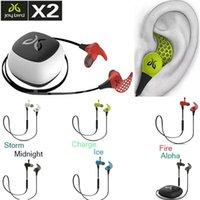 Wholesale MOQ20PCS Best Sellers Jaybird X2 Sport Wireless Bluetooth Headphones Waterproof Bluetooth Best Earbuds Headphones with Mic