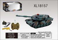 american car battery - RC model tank with Mhz American M1A2 small tank military toys