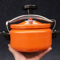 Wholesale Explosion proof portable pressure cooker pan mini plateau outdoor pressure cooker l picnic home camping high altitude equipment