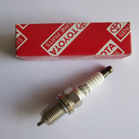 Wholesale 4pcs Auto Parts Spark Plug OEM DENSO K20R U11 Car candle For Toyota YARIS RAV4 CORONA CAMRY