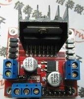 Cheap Free Shipping L298N motor driver board module DC stepper motor robot smart car
