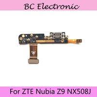 antenna zte - 2PCS New charge charging usb plug antenna port PCB dock board for ZTE Nubia Z9 NX508J