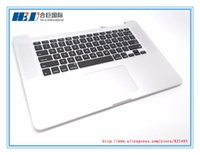 apple keyboard batteries - NEW Laptop topcase with Korea keyboard for MACBOOK Pro Retina quot A1398 Mid No Touchpad No battery