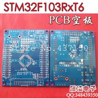 Wholesale STM32F103 minimum system board STM32f103RB STM32f103RC PCB bare board