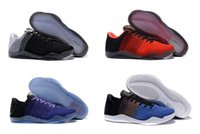 Cheap New 2016 Kobe 11 Elite Low BHM 11s Achilles Heel Basketball shoes women Kb Black History Month Cheap Sneakers Kids For Sale