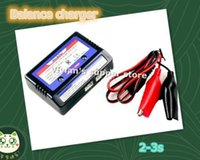 Wholesale LK D v v LiPo RC Battery AKKU Balance Charger s s Lipo battery simple s balance charger DHL shipping