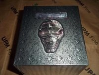 Wholesale Iron Maiden Iron Lady Boxes Iron Maiden Band Puzzle Edition CD Frame Set Album Heavy Metal Style Seal