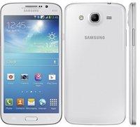 Wholesale Original Samsung Galaxy Mega I9152 Cell Phone quot Dual Core GB RAM GB ROM MP camera Unlocked Mobile phone Refurbished