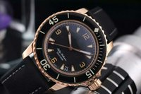 best hand watch - New luxury brand FIFTY FATHOMS D B Automatic Machinery For Gents Watch Luxury Men s Best Wristwatches